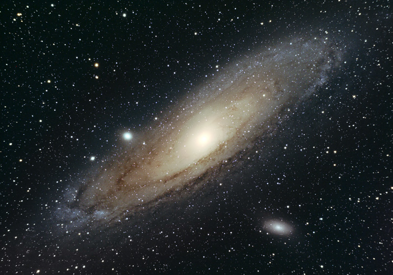 andromeda galaxy distance from - photo #12