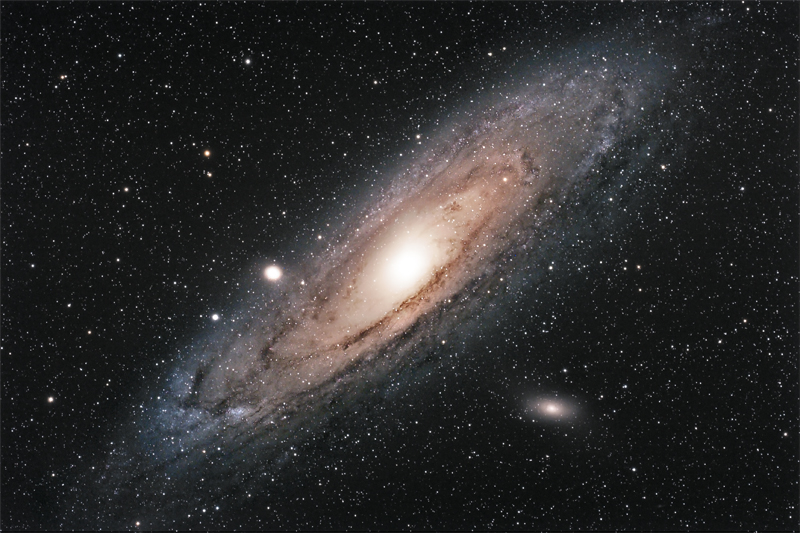 andromeda galaxy distance from - photo #9